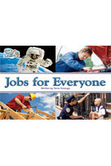 Steck-Vaughn Pair-It Turn and Learn Emergent 1  Individual Student Edition Jobs for Everyone/A Job for Pup-9781419005978