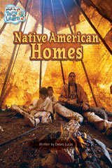 Native American Homes/Blue Jay's Home