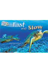 Steck-Vaughn Pair-It Turn and Learn Emergent 1  Leveled Reader 6pk Fast and Slow/Catch It!-9781419006500
