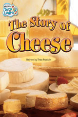 Steck-Vaughn Pair-It Turn and Learn Transition 2-3  Leveled Reader 6pk The Story of Cheese/Friday Pizza-9781419006616