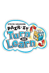 Steck-Vaughn Pair-It Turn and Learn Emergent 1  Audio CD-9781419012679