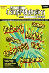 Comprehension Skills in the Content Areas  Reproducible Grade 2-9781419018794