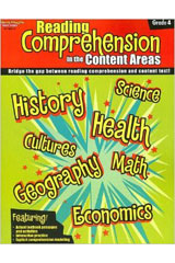Comprehension Skills in the Content Areas  Reproducible Grade 4-9781419018817