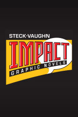 Steck-Vaughn Impact Graphic Novels Individual Student Edition Trapped, Shadowcast