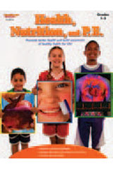 Health, Nutrition, and P.E.  Reproducible Grades 1-2-9781419023576