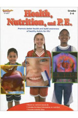 Health, Nutrition, and P.E.  Reproducible Grades 5-6-9781419023606