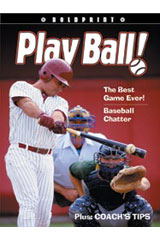 Steck-Vaughn BOLDPRINT Anthologies  Individual Student Edition Yellow Play Ball!-9781419023811