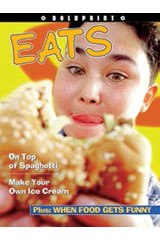 Steck-Vaughn BOLDPRINT Anthologies  Individual Student Edition Yellow Eats-9781419023866