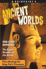 Steck-Vaughn BOLDPRINT Anthologies  Individual Student Edition Orange Ancient Worlds-9781419023934
