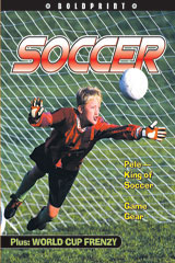 Steck-Vaughn BOLDPRINT Anthologies  Individual Student Edition Orange Soccer-9781419023958