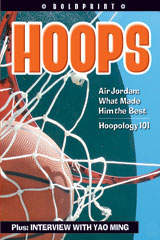 Steck-Vaughn BOLDPRINT Anthologies  Individual Student Edition Red Hoops-9781419024016