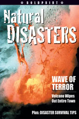 Steck-Vaughn BOLDPRINT Anthologies  Individual Student Edition Red Natural Disasters-9781419024023