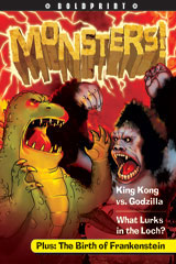 Steck-Vaughn BOLDPRINT Anthologies  Individual Student Edition Red Monsters!-9781419024061