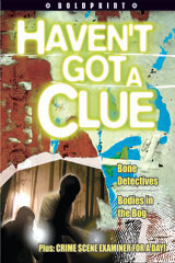 Steck-Vaughn BOLDPRINT Anthologies  Individual Student Edition Magenta Haven't Got a Clue-9781419024085