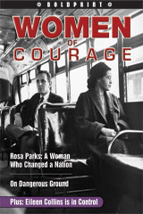 Steck-Vaughn BOLDPRINT Anthologies  Individual Student Edition Navy Women of Courage-9781419024344