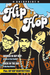 Steck-Vaughn BOLDPRINT Anthologies  Individual Student Edition Blue Hip Hop-9781419024412