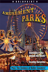 Steck-Vaughn BOLDPRINT Anthologies  Individual Student Edition Blue Amusement Parks-9781419024436