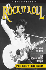 Steck-Vaughn BOLDPRINT Anthologies  Individual Student Edition Green Rock 'n' Roll-9781419024566