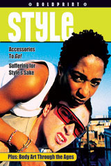 Steck-Vaughn BOLDPRINT Anthologies  Individual Student Edition Lime Style-9781419024603