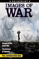 Steck-Vaughn BOLDPRINT Anthologies  Individual Student Edition Lime Images of War-9781419024610