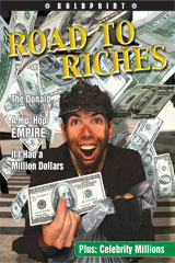 Steck-Vaughn BOLDPRINT Anthologies  Individual Student Edition Lime Road to Riches-9781419024641