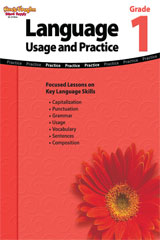 Language: Usage and Practice  Reproducible Grade 1-9781419027789