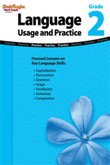 Language: Usage and Practice  Reproducible Grade 2-9781419027796