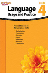 Language: Usage and Practice  Reproducible Grade 4-9781419027819
