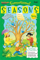 Sensational Seasons  Reproducible Spring-9781419033933