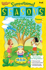 Sensational Seasons Reproducible Summer