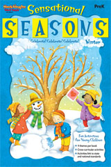 Sensational Seasons  Reproducible Winter-9781419033964