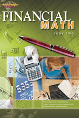 Steck-Vaughn Financial Math  Reproducible Book 2-9781419034381