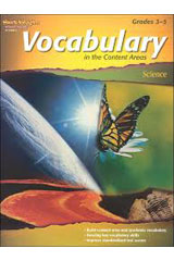 Vocabulary in the Content Areas  Reproducible Science-9781419034992