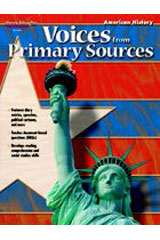 Voices From Primary Sources  Reproducible American History-9781419036385