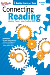 Connecting Reading  Reproducible Grade 7-9781419036453