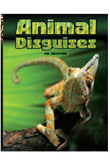 Rigby Focus Forward  Individual Student Edition Animal Disguises-9781419036828