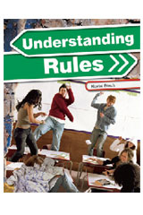 Rigby Focus Forward  Individual Student Edition Understanding Rules-9781419036910