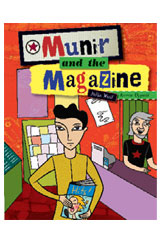 Rigby Focus Forward  Individual Student Edition Munir and the Magazine-9781419037573