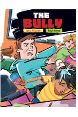 Rigby Focus Forward  Individual Student Edition Bully, The-9781419037849