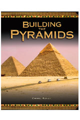 Rigby Focus Forward  Individual Student Edition Building the Pyramids-9781419038037