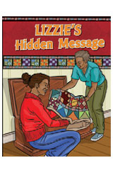 Rigby Focus Forward  Individual Student Edition Lizzie's Hidden Message-9781419038396