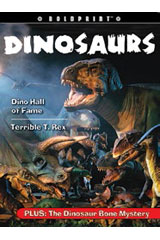 Steck-Vaughn BOLDPRINT Anthologies  Individual Student Edition Yellow Dinosaurs-9781419040191