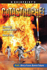 Steck-Vaughn BOLDPRINT Anthologies  Individual Student Edition Green Catastrophe!-9781419040320