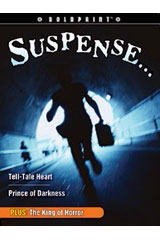 Steck-Vaughn BOLDPRINT Anthologies  Individual Student Edition Green Suspense ...-9781419040337