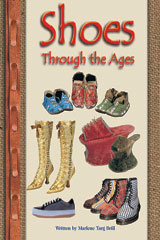 Steck-Vaughn Pair-It Books Proficiency Stage 5  Leveled Reader Bookroom Package Shoes Through The Ages-9781419045523