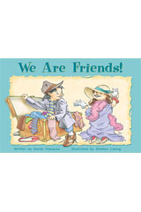 Steck-Vaughn Pair-It Books Foundation  Leveled Reader Bookroom Package We Are Friends!-9781419045974