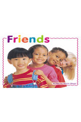 Steck-Vaughn Pair-It Books Foundation  Leveled Reader Bookroom Package Friends-9781419045981