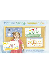 Steck-Vaughn Pair-It Books Foundation  Leveled Reader Bookroom Package Winter, Spring, Summer, Fall-9781419046018