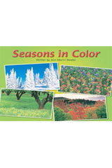Steck-Vaughn Pair-It Books Foundation  Leveled Reader Bookroom Package Seasons in Color-9781419046025