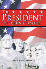 Steck-Vaughn Pair-It Books Proficiency Stage 6  Leveled Reader Bookroom Package The President of the United States-9781419046209
